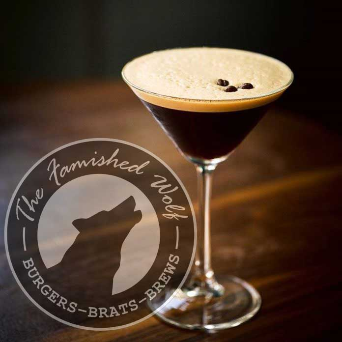 The Famished Wolf - ESPRESSO-MARTINI