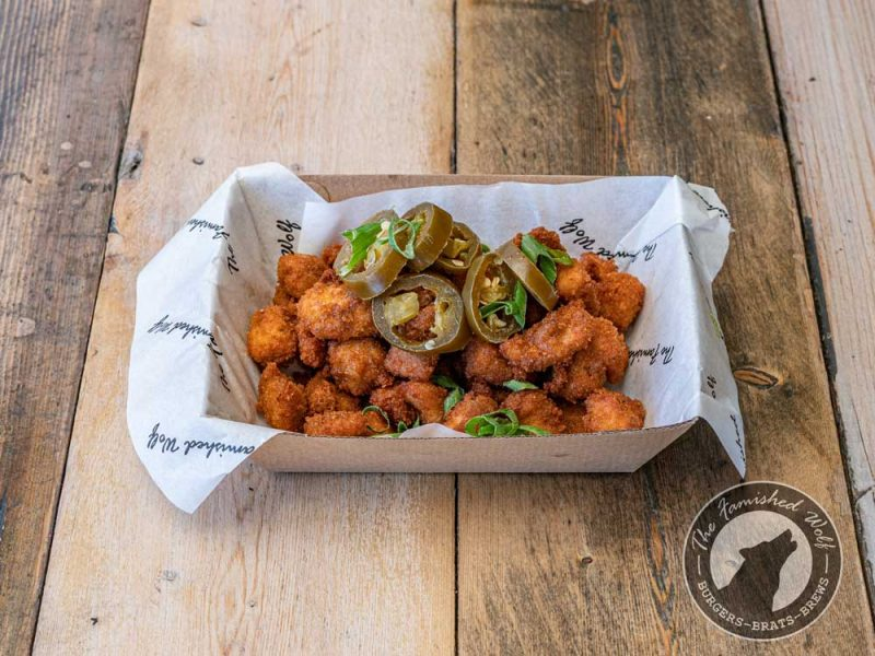 The Famished Wolf - Express_Food_CajunChickenBites