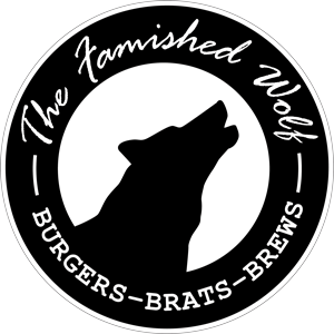 The Famished Wolf - logo